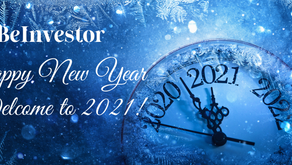 Latest news - Happy New Year & the message of 2021