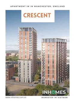 Crescent apartment in UK