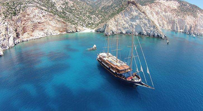 Variety Cruises Resumes Sailing in Greece