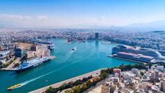 Hy Lạp (Greece) - Piraeus là hải cảng lớn nhất Địa Trung Hải - theo Đại sứ Lambridis