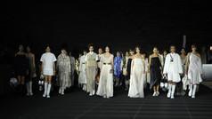 Dior Cruise 2022 show vừa diễn ra tại thủ đô Athens, Hy Lạp