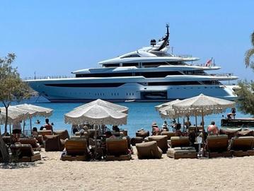 Hy Lạp (Greece) dẫn đầu các quốc gia châu Âu về Du lịch Mùa hè 2021.