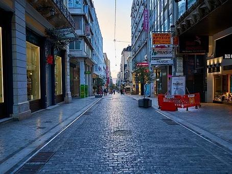 Hy Lạp (Greece) chi 750 triệu Euro mỗi tuần cho việc phong tỏa Covid
