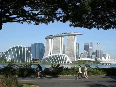 BĐS Singapore - Người mua ở nước ngoài quay trở lại thị trường bất động sản.