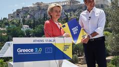 """Ủy ban Châu Âu phê duyệt kế hoạch 30,5 tỷ Euro để """"tái định hình"""" Hy Lạp (Greece)"""