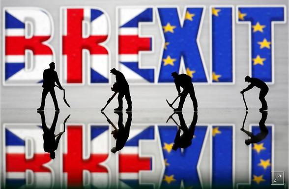 Anh và EU thảo luận những điểm cuối cùng về thỏa thuận thương mại hậu Brexit