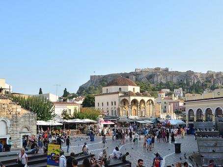 Điểm tin Kinh tế - Đầu tư - BĐS Hy Lạp (Greece) tháng 12.2020