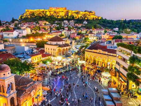 Điểm tin Kinh tế - Đầu tư Hy Lạp 15.10.2020