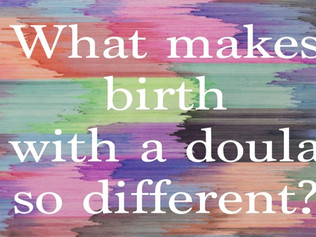 Hvad gør fødsel med en doula så anderledes?