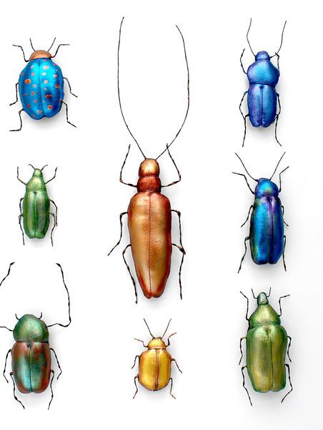 Beetle Making Pattern & Tutorial