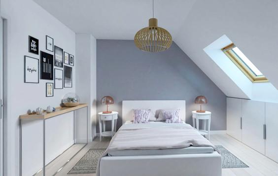 3D d'une chambre