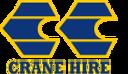 CC Cranes Logo