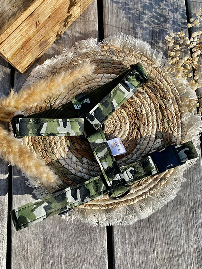 Harnais Military Green