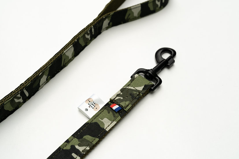 Laisse Military Green