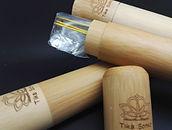 Tube bambou encens 1
