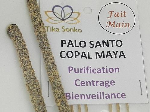 PALO SANTO & COPAL MAYA