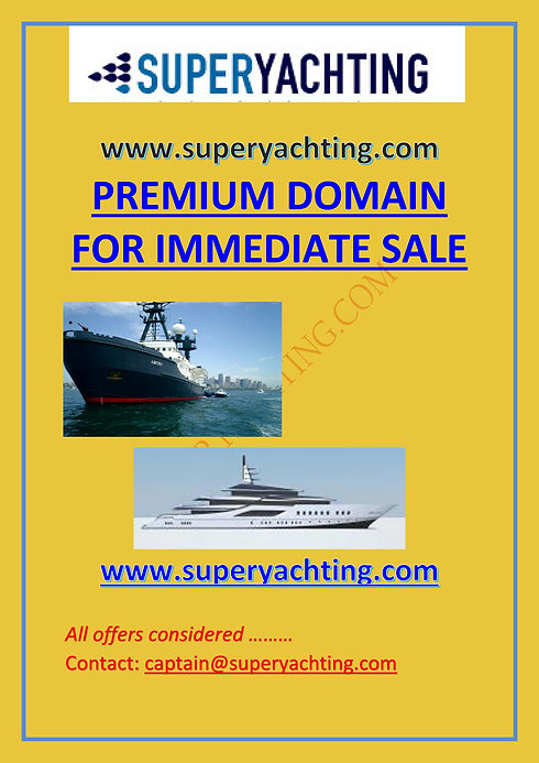190805 Web Page single Superyachting dom