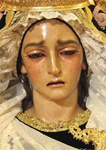 Solemnes cultos en honor a María Santísima del Mayor Dolor y Traspaso