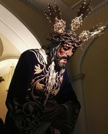 Solemnes Cultos en honor Nuestro Padre Jesús del Gran Poder