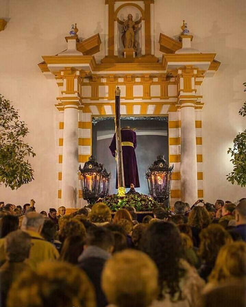 Celebración Santa Misa en la Parroquia de Santa María Magdalena hoy Martes 17 de Marzo de 2020