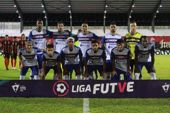 Paridad en Barquisimeto ante Deportivo Lara