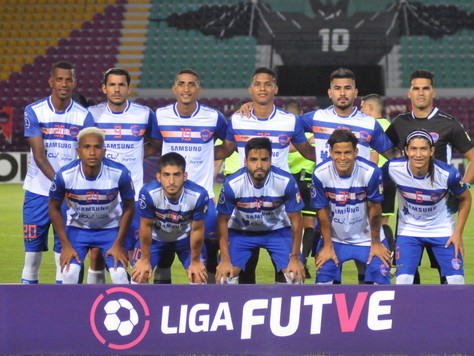 Triunfo por la mínima ante Aragua FC