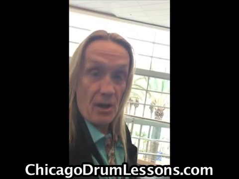 Nicko McBrain - Iron Maiden