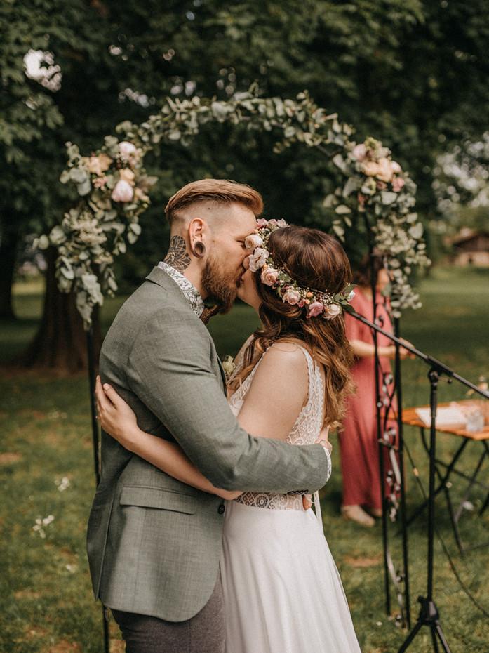 Hochzeit in Ladenburg