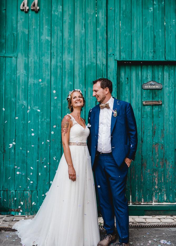 Hochzeit in Essenheim, Hof Herzberg