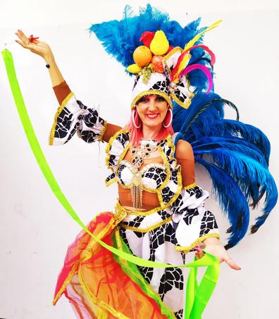 Tutti Frutti Carmen Miranda 2020