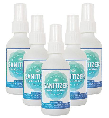 Sanitizer Spray (2 oz)