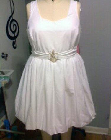 Triya's 21st B-Day dinner dress.jpg