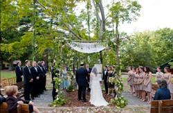 Pocono camp wedding venue