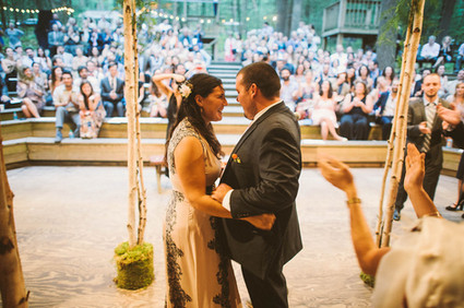 Camp Timber Tops Theater Ceremony Venue