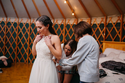 bridal get ready
