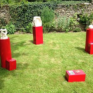 1 jardin 1 artiste, Mauves-sur-Loire (44)