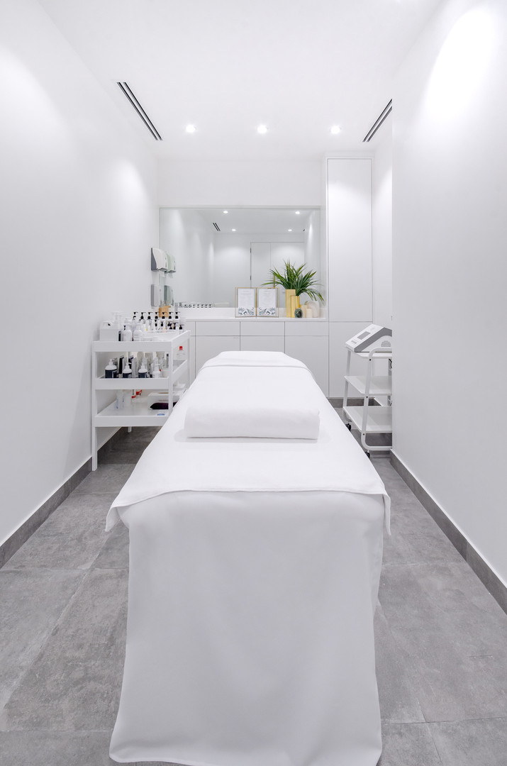 Essa Facial Treatment Room