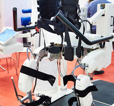 Rehabilitation robotic complex for resto