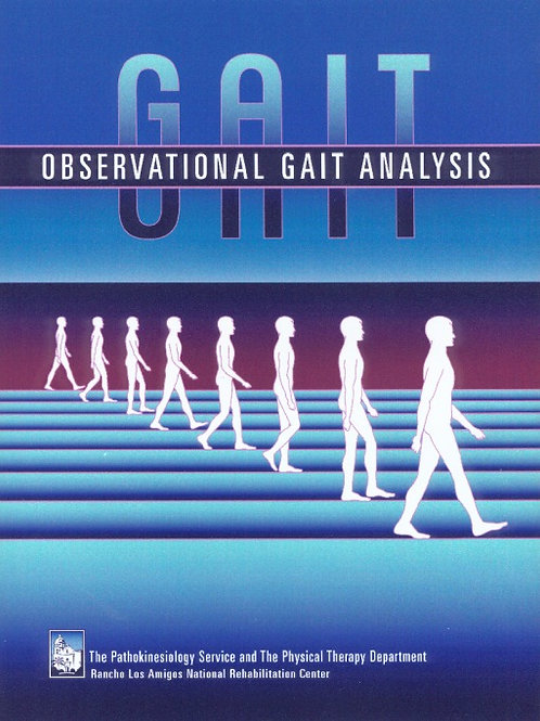 Observational Gait Analysis Workbook 4th Edition