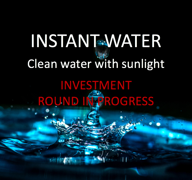 INSTANT WATER