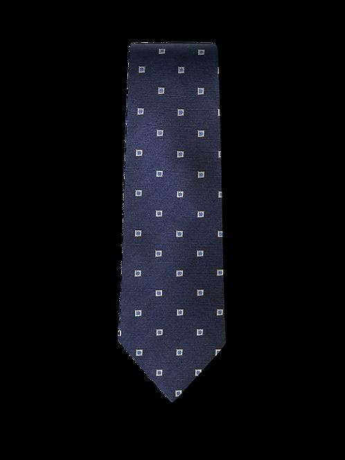Lazio Firenze Tie