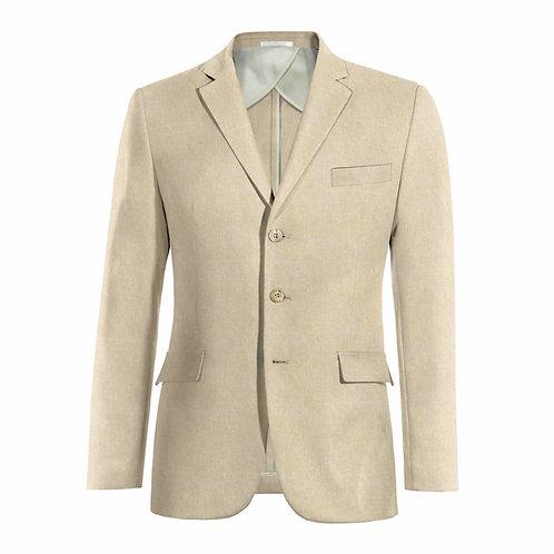 3 Button linen jacket
