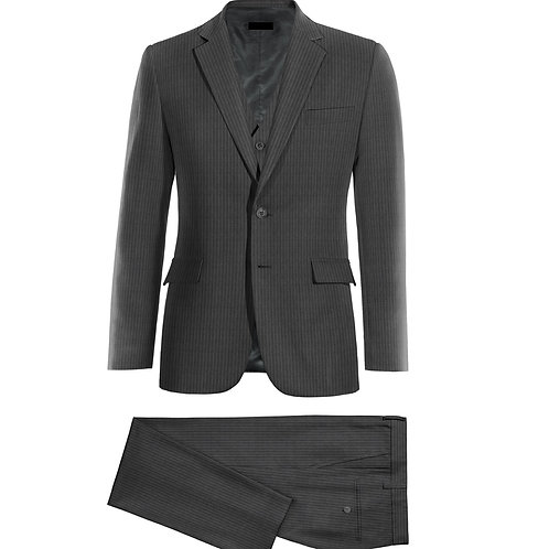 3 Piece 2 Button Wool Suits