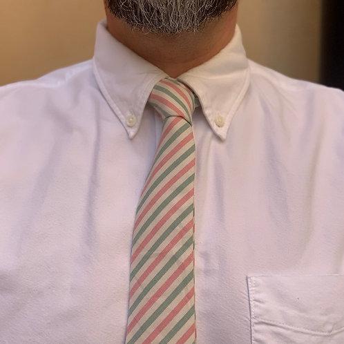 Pastel cotton tie