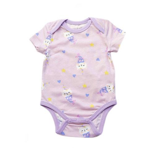 Organic Cotton Baby Bodysuit Merkitty