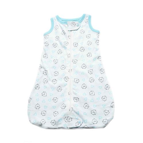 Sacco nanna pinguino in potone biologica per neonato