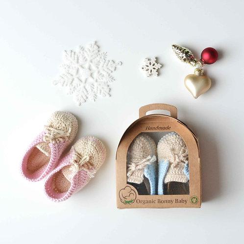 Organic Cotton Handmade Baby Sport Shoes