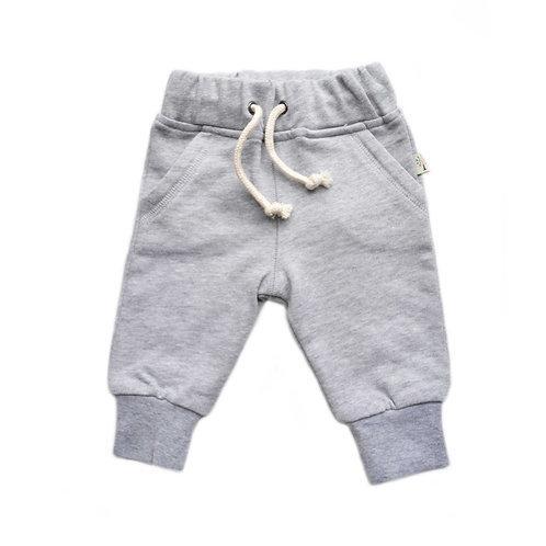 Organic Cotton Baby Pants Jogger
