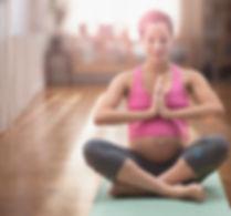 Cours de yoga pre-natal à Uccle