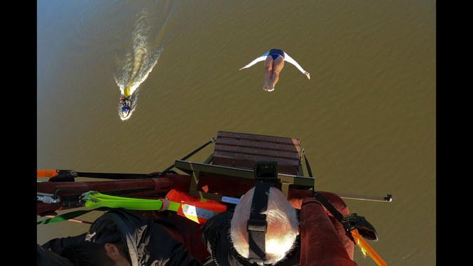 Red Bull Cliff Diving World Series season.